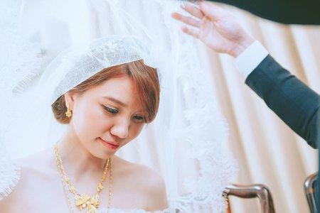 2017婚禮紀影-容槿。式忠