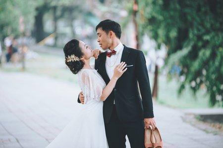 2018婚禮紀影-Shu。Silk
