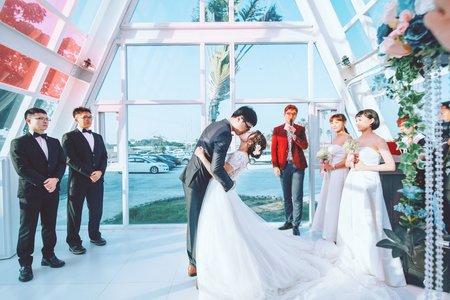 2018婚禮紀影-Ashin。Snow
