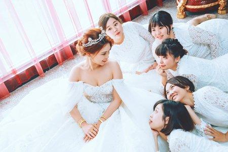 2018婚禮紀影-Mego。Leon