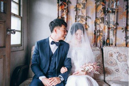 婚禮紀影-崇孝。婉榛