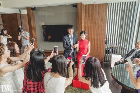 【婚禮紀錄】宏維&佳穎@W HOTEL