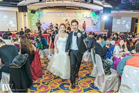 【婚禮紀錄】凱銘&淑琴@新竹國賓大飯店