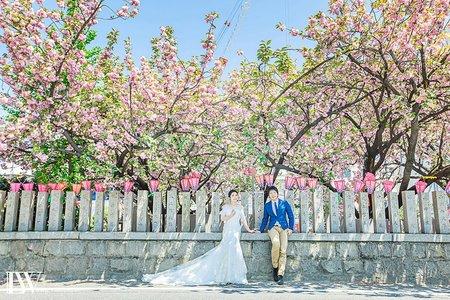 【海外婚紗攝影】大阪京都
