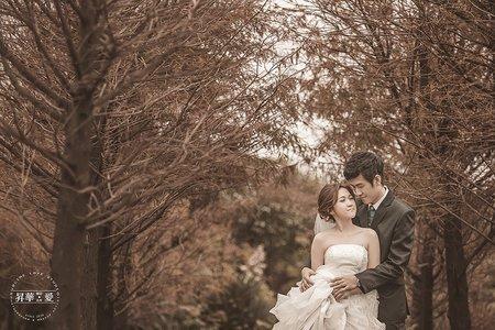 【婚紗攝影】- 大自然
