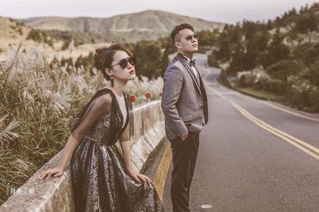 【婚紗攝影】- 公路