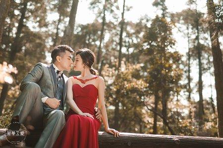 【婚紗攝影】- 新人立言&佾芬