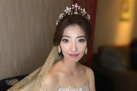 琪 Wedding