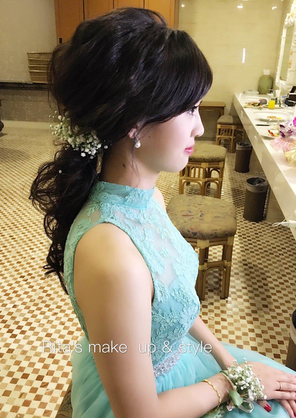 (編號:253352) - 新秘陳泊璇Rita - 結婚吧