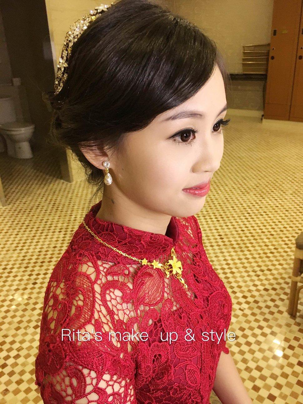 (編號:253356) - 新秘陳泊璇Rita - 結婚吧