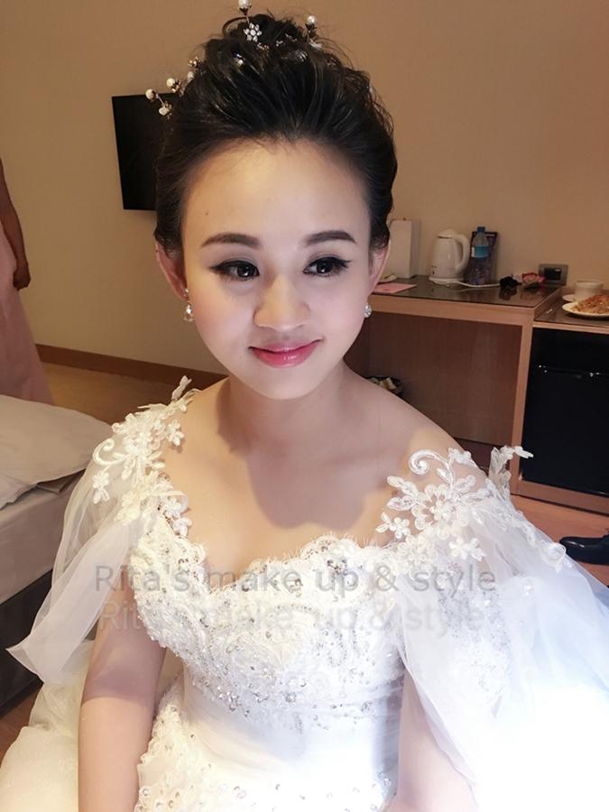 (編號:418164) - 新秘陳泊璇Rita - 結婚吧