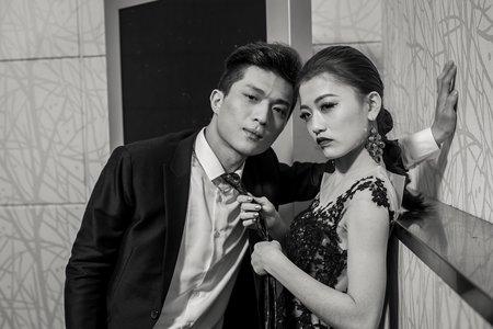 伊翔&汎妤迎娶午宴@婚禮搶先看@基隆海港樓
