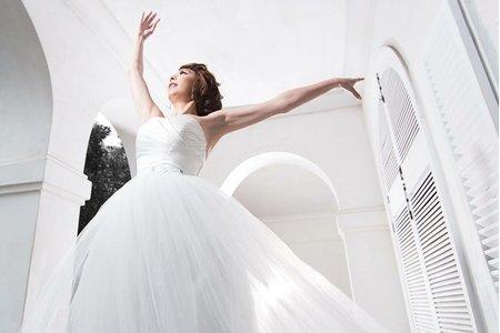 新娘整體造型外拍*kiki