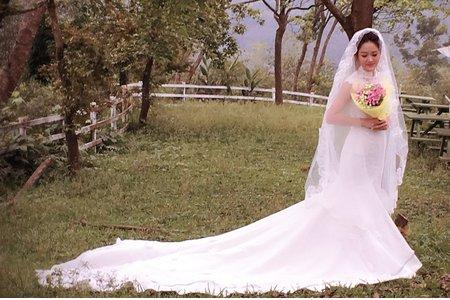 新娘整體造型*外拍