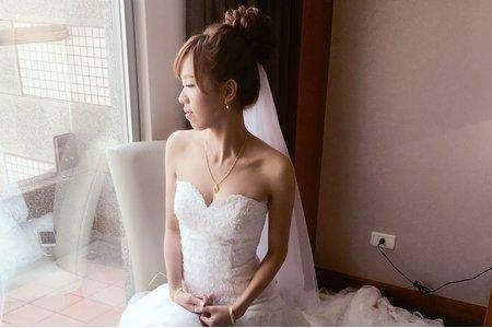 新娘*乖乖 訂+結儀式