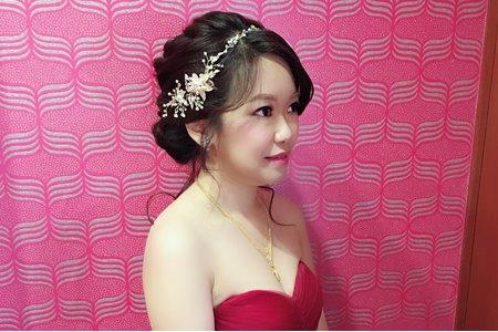 新娘*grace 文定宴❤️(手作乾燥+永生花)
