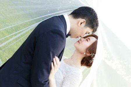 新娘*可可♡婚紗造型外拍
