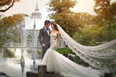 婚紗|婚紗攝影/台灣之美-幸福約定
