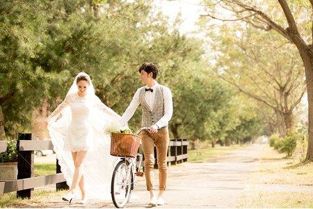 婚紗|婚紗攝影/台灣之美-自然蔓延