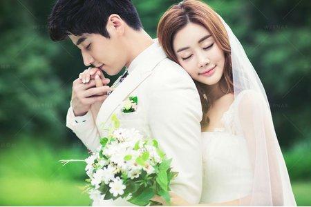 婚紗|婚紗攝影/台灣之美-韓式清風