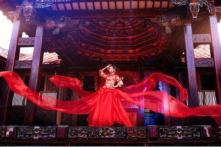 婚紗|台中婚紗|中國風/豔遇東方(2016)