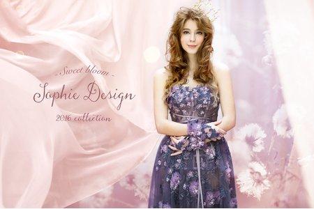 婚紗禮服|單租禮服/芭比花天使第10代