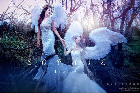婚紗|婚紗攝影/忘憂天使