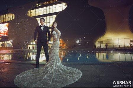 婚紗|婚紗攝影/台灣之美-時尚之都