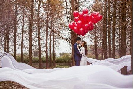 婚紗|婚紗照|婚紗攝影/愛情故事