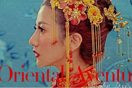 婚紗|台中婚紗|中式嫁衣/中國新娘