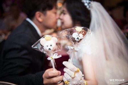 華納婚紗 幸福記錄 愷男❤芃妏