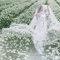 婚紗外拍景點,婚紗攝影,婚紗照,台中華納婚紗推薦,韭菜花花海