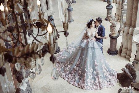 華納婚紗 客片分享 富富 ❤衝衝