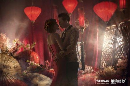 華納婚紗 客片分享 旻辰 ❤ 玳榕