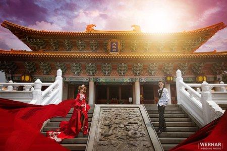 華納婚紗 客片分享 榮九 ❤ 凱雯