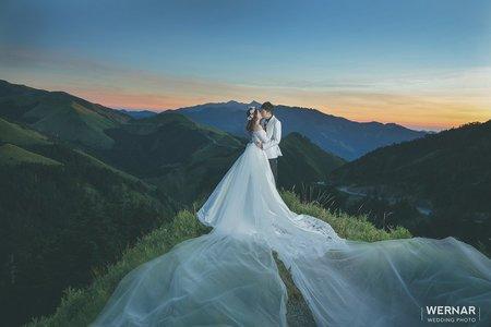 華納婚紗 客片分享 德美 ❤ 劉敏