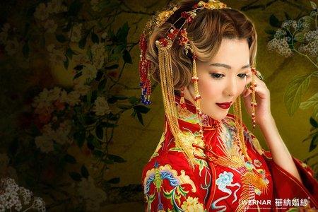 旗袍婚紗/龍鳳褂