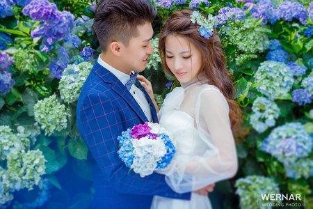 華納婚紗 客片分享 佳穎 ❤ 妤倫
