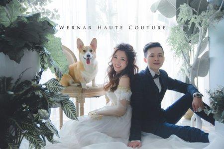 華納婚紗 客片分享 佳憬❤蕙慈