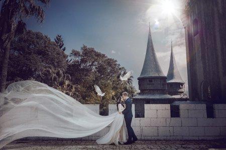 華納婚紗 客片分享 米莎❤/台中婚紗推薦