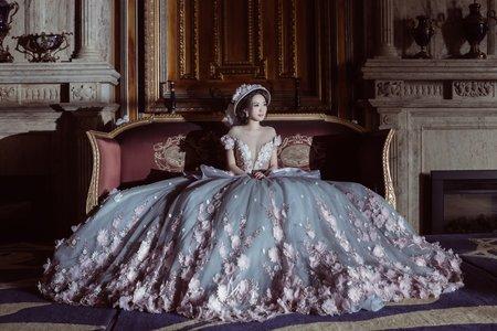 豪華型婚紗包套
