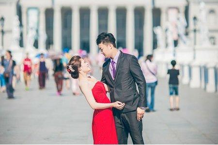 勝+君 婚禮紀錄(金冠餐廳)