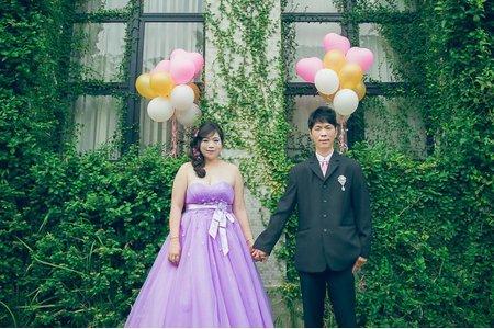 和+枚 婚禮紀錄 (翔鴻宴會館)