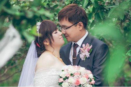 聰+筠 婚禮紀錄 (珍村婚宴會館)