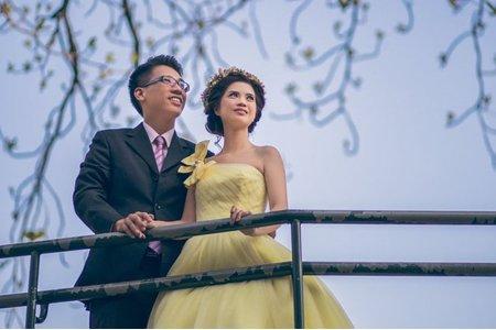 忠+琪 婚禮紀錄 (飄香客棧)