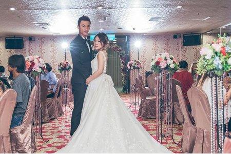 凱+怡 婚禮紀錄 (大和屋國際美食館 )