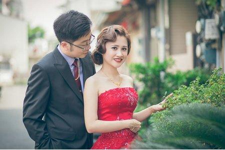 原+婷 婚禮紀錄 (寶島饗宴會館)