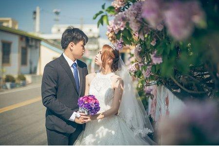 生+文 婚禮紀錄 (御品王朝 I 鵝肉扁餐廳)