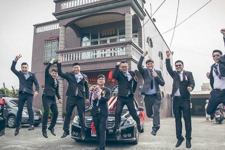 南+虹 婚禮紀錄 (海清宮香客大樓)