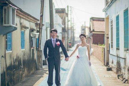 穎+如 婚禮紀錄 (山海大飯店 I 東石高中禮堂)